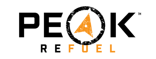 Peak Refuel Logo - Freeze Dried Entree Meals in Canada
